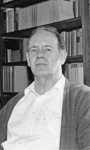 Autor Hans Albert Walter Portrait
