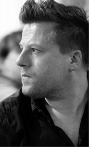 Herausgeber Uwe Schütte Portrait