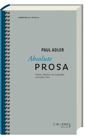 absolute prosa